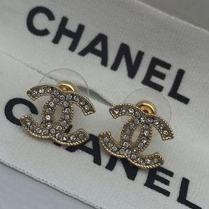 Chanel Authentic Earrings studs